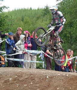 The Nevis Range Downhill at the World Cup (Ross Murray, flickr)
