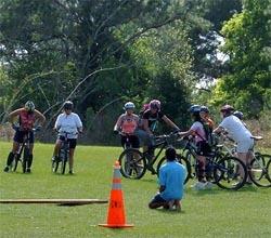 Mountain Bike Training - (Cranky Rider, Flickr)