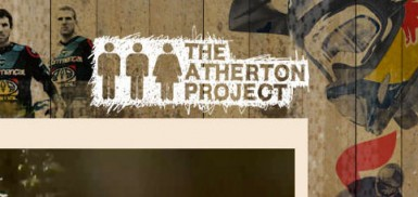 The Atherton Project website
