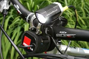 Four4th Mountain Bike Light