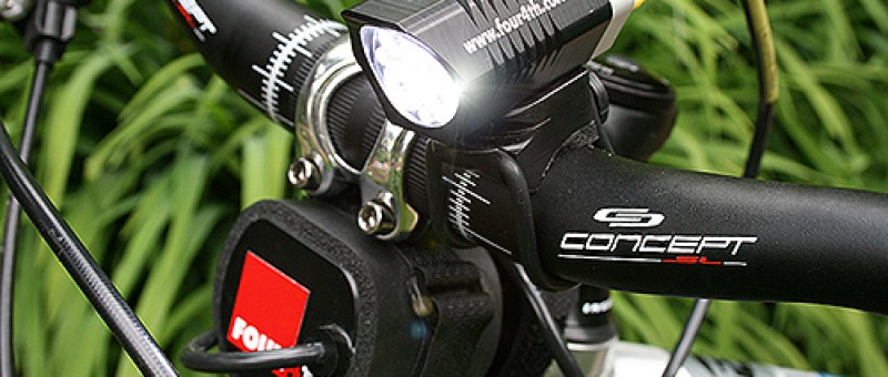 Four4th Mountain Bike Light