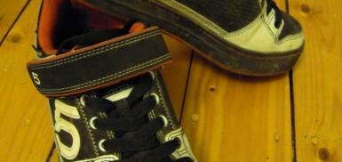 Greg Minnaar 5 10 mountain biking shoes
