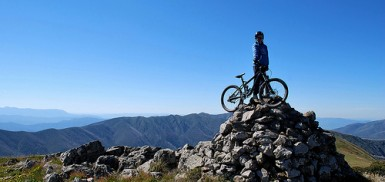 The You Yangs, mountain biking in australia