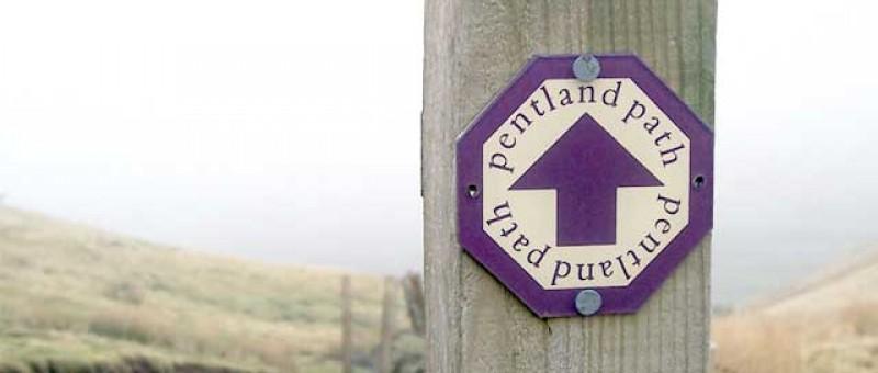 The Pentlands Mountain Biking Trails