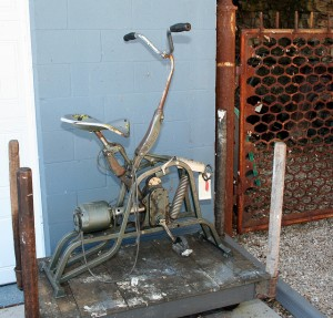 old-exercise-bike