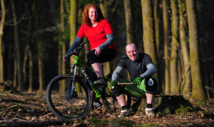 Trail 42 - Mountain Biking - Ruth and Rich