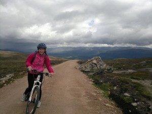 Cycling for women