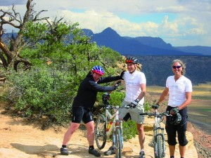Mountain biking for fat loss