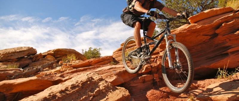 Mountain Bike Drop