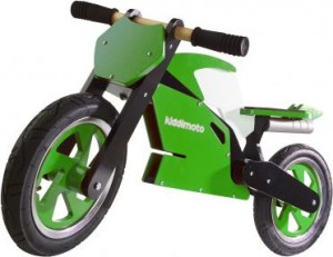 A kiddimoto superbike