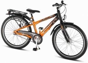 a PukyZ2 bike
