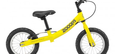an Adventure Bikes Zooom