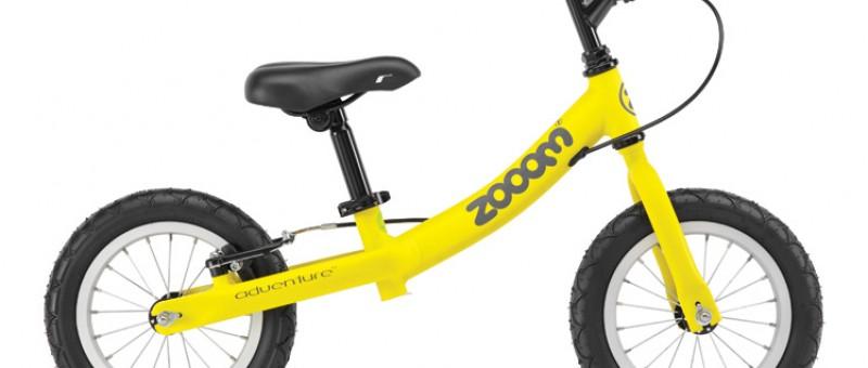 an Adventure Bikes Zooom