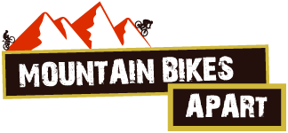 Mountain Bikes Apart: For Beginners, Upgraders & Improvers