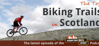 Top mountain bike trails in Scotland