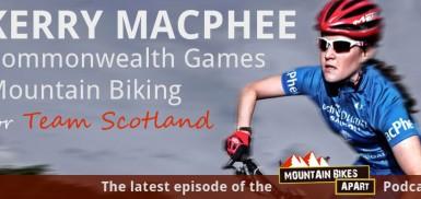 commonwealth games mountain-biking kerry macphee