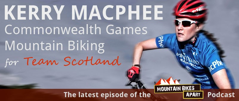 commonwealth games mountain-biking kerry macphee