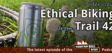 ethical mountain biking clothing