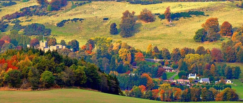 Mountain biking in the sidlaw hills
