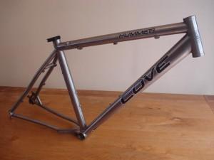mountain bike build hummer