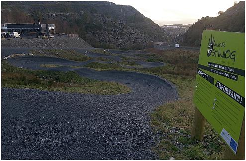 Mountain Biking in North Wales