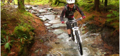 Mountain Biking in North Wales