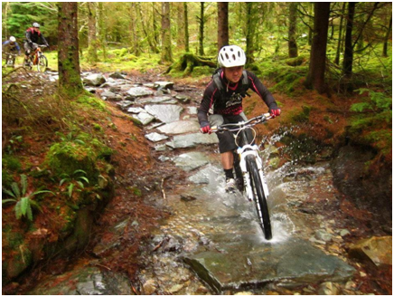 9e38d3f4714 Mountain Biking in North Wales - Mountain Bikes Apart: For Beginners ...