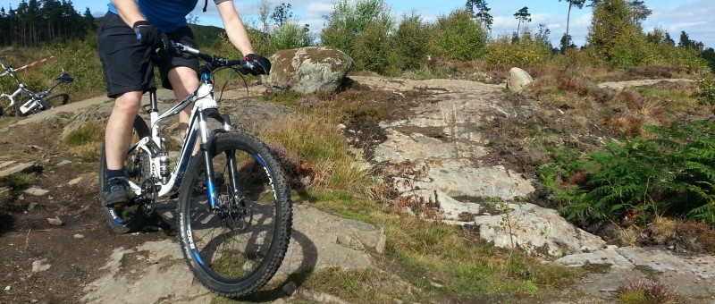Choosing the right type of mountain bike