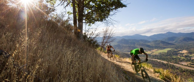 How to improve your speed on singletrack