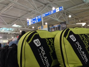 Packing your MTB for international travel
