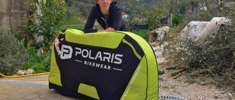 Packing your bike for international travel