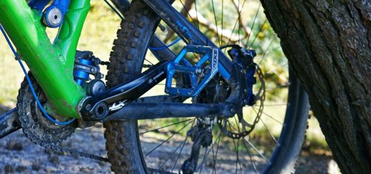 MTB Shoes and Pedals