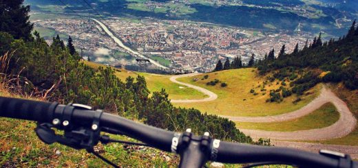 Fundamentals of bike handling