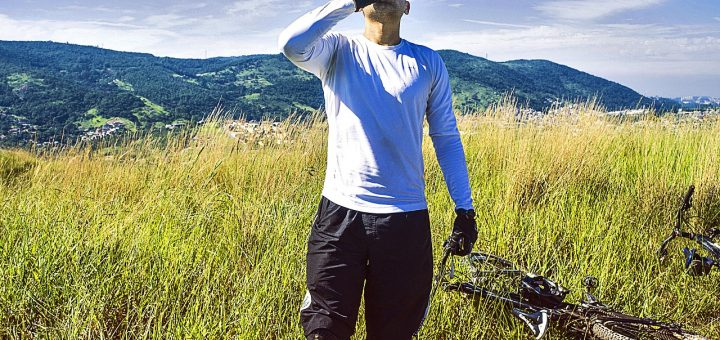 Mountain Bike clothing essentials - shorts, tights, socks, shoes